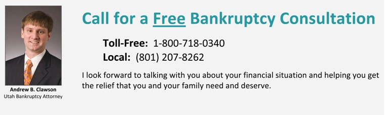 Chapter 13 Bankruptcy - Serving Salt Lake City, West Jordan and nearby areas!